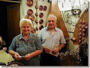 Jolanda e Cesare Mazzetti